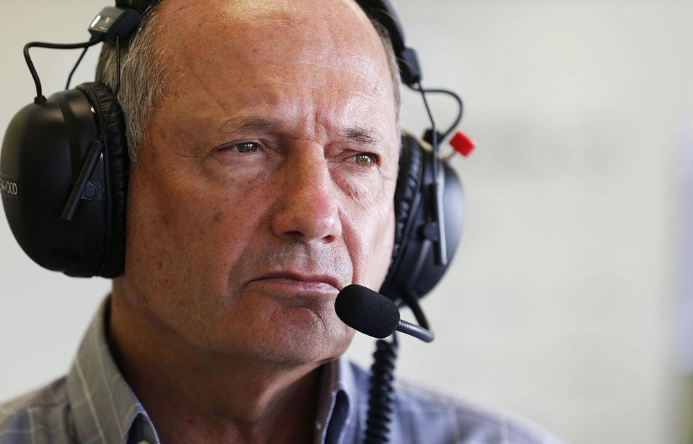 McLaren se desparte de Ron Dennis după 37 de ani: britanicul și-a vândut toate acțiunile și a demisionat din funcții - Poza 1