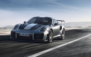 Cel mai puternic Porsche 911 din istorie: 911 GT2 RS vine cu 700 CP și 750 Nm