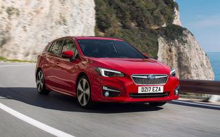 Noul Subaru Impreza ajunge în Europa în septembrie: are tracțiune integrală și sisteme de asistență în standard