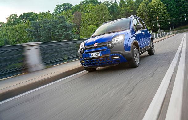 Pseudo-SUV: Fiat Panda City Cross este o citadină cu aspect off-road - Poza 2