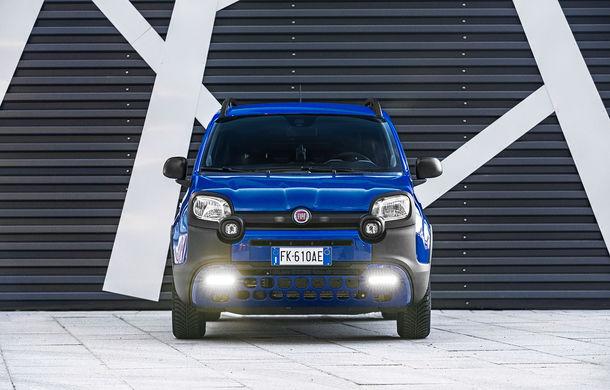 Pseudo-SUV: Fiat Panda City Cross este o citadină cu aspect off-road - Poza 6