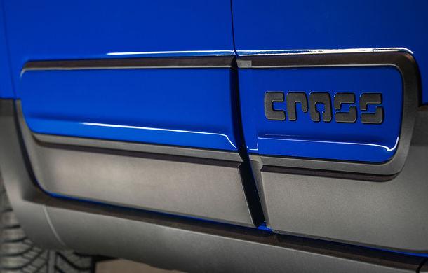 Pseudo-SUV: Fiat Panda City Cross este o citadină cu aspect off-road - Poza 9