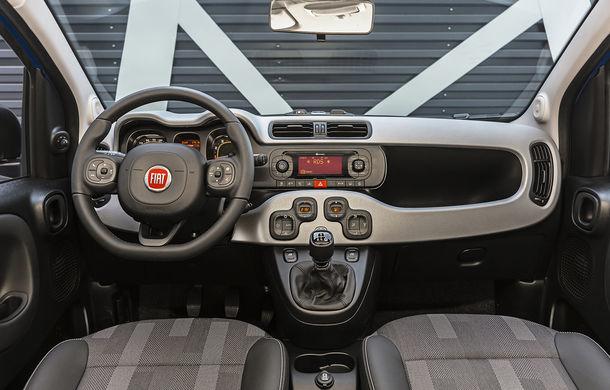 Pseudo-SUV: Fiat Panda City Cross este o citadină cu aspect off-road - Poza 11