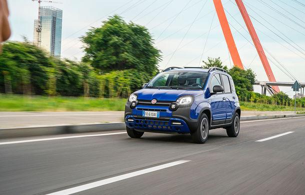 Pseudo-SUV: Fiat Panda City Cross este o citadină cu aspect off-road - Poza 3
