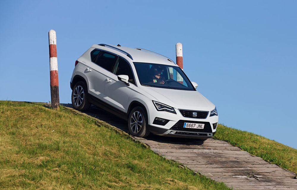 Cum arată ziua Seat: off-road cu Ateca, ture de circuit cu Leon ST Cupra și test-drive cu Ateca FR - Poza 22