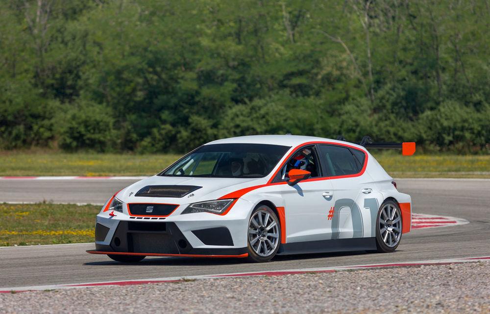 Cum arată ziua Seat: off-road cu Ateca, ture de circuit cu Leon ST Cupra și test-drive cu Ateca FR - Poza 2