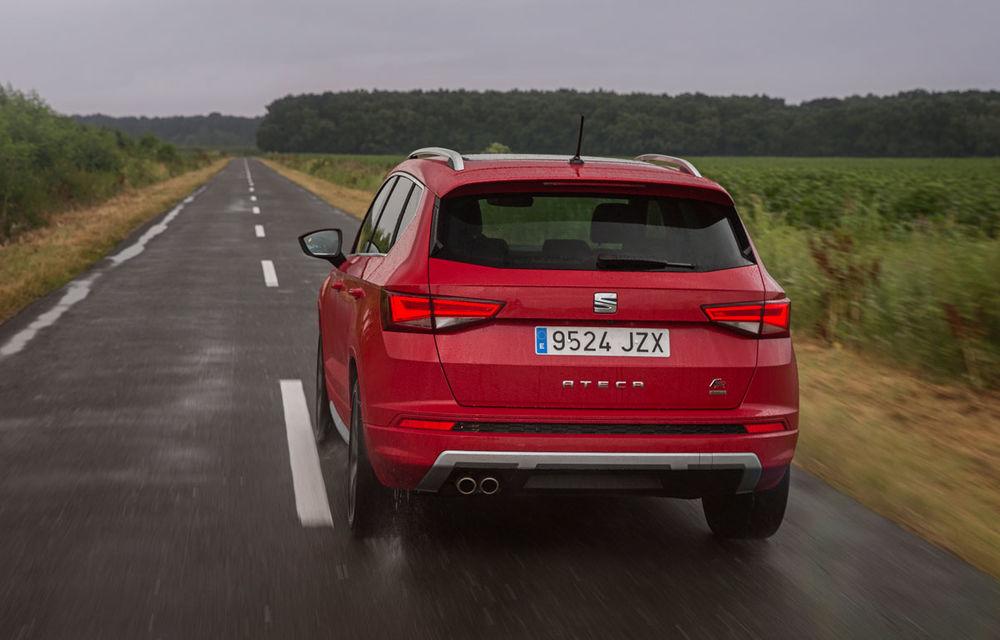 Cum arată ziua Seat: off-road cu Ateca, ture de circuit cu Leon ST Cupra și test-drive cu Ateca FR - Poza 20