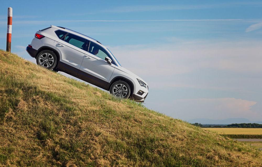 Cum arată ziua Seat: off-road cu Ateca, ture de circuit cu Leon ST Cupra și test-drive cu Ateca FR - Poza 25