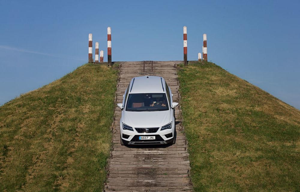Cum arată ziua Seat: off-road cu Ateca, ture de circuit cu Leon ST Cupra și test-drive cu Ateca FR - Poza 24