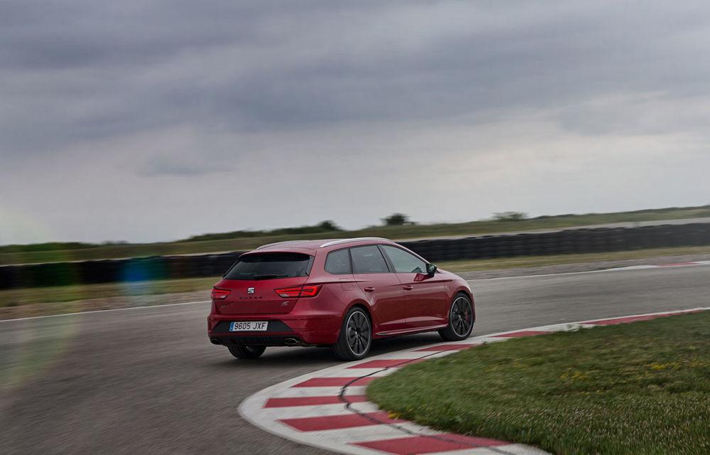 Cum arată ziua Seat: off-road cu Ateca, ture de circuit cu Leon ST Cupra și test-drive cu Ateca FR - Poza 7