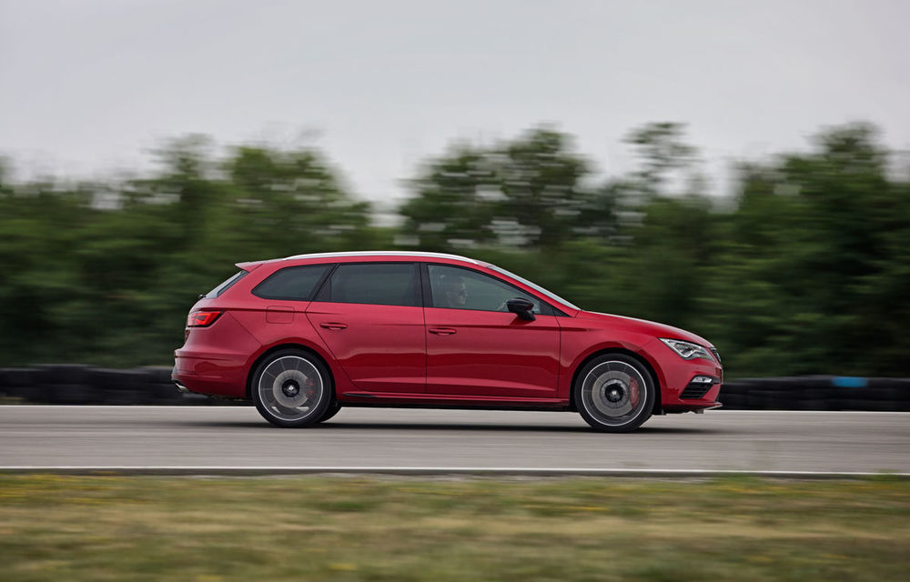 Cum arată ziua Seat: off-road cu Ateca, ture de circuit cu Leon ST Cupra și test-drive cu Ateca FR - Poza 6