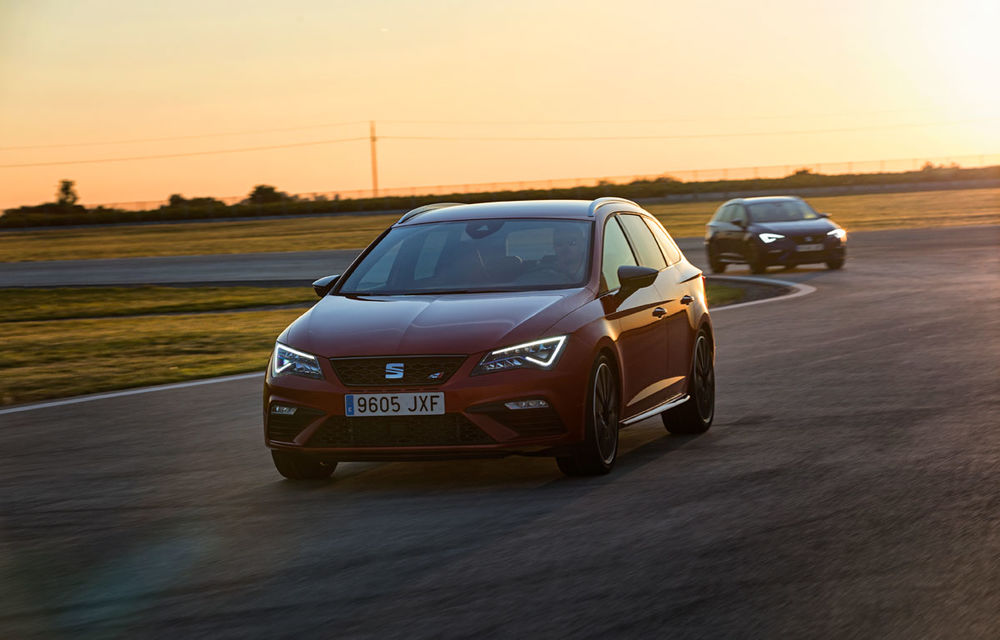 Cum arată ziua Seat: off-road cu Ateca, ture de circuit cu Leon ST Cupra și test-drive cu Ateca FR - Poza 13