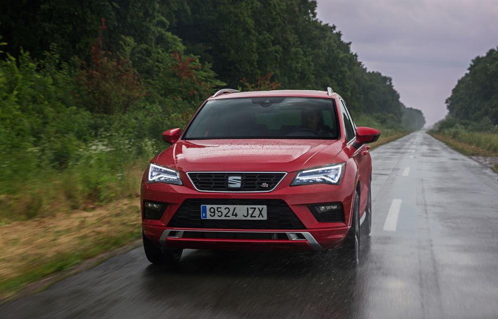 Cum arată ziua Seat: off-road cu Ateca, ture de circuit cu Leon ST Cupra și test-drive cu Ateca FR - Poza 19