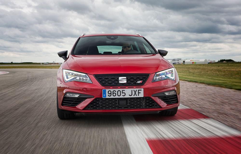 Cum arată ziua Seat: off-road cu Ateca, ture de circuit cu Leon ST Cupra și test-drive cu Ateca FR - Poza 10
