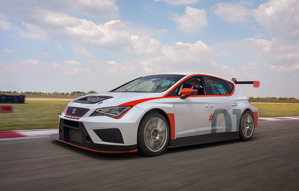 Cum arată ziua Seat: off-road cu Ateca, ture de circuit cu Leon ST Cupra și test-drive cu Ateca FR - Poza 4