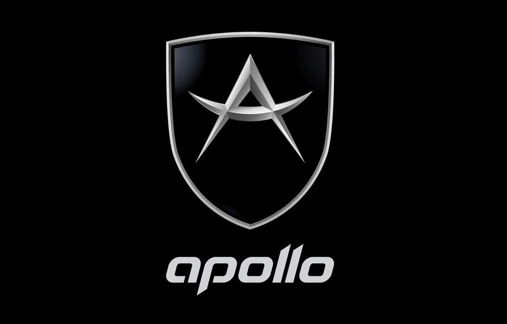 Vă mai aduceți aminte de brandul german Gumpert? Acum se numește Apollo Automobil și are în plan lansarea supercarul IE - Poza 1