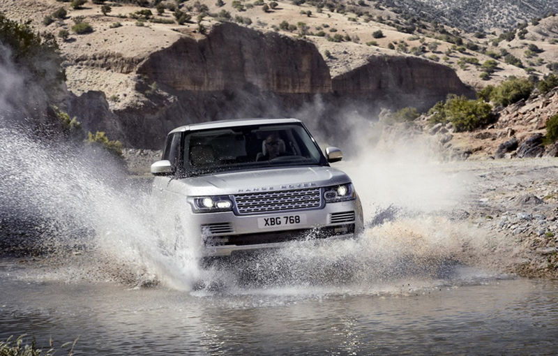Land Rover nu bate pasul pe loc: britanicii vor un Range Rover care să concureze cu Bentley Bentayga - Poza 1