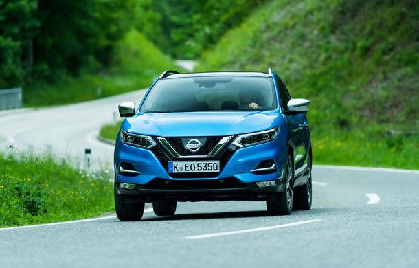 Post-Brexit: Nissan a demarat producția lui Qashqai facelift în cadrul uzinei din Sunderland, Marea Britanie - Poza 1