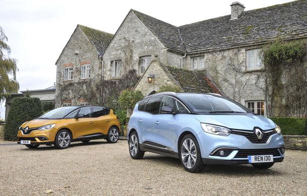 Renault Scenic Hybrid Assist devine primul model micro-hibrid al francezilor - Poza 1