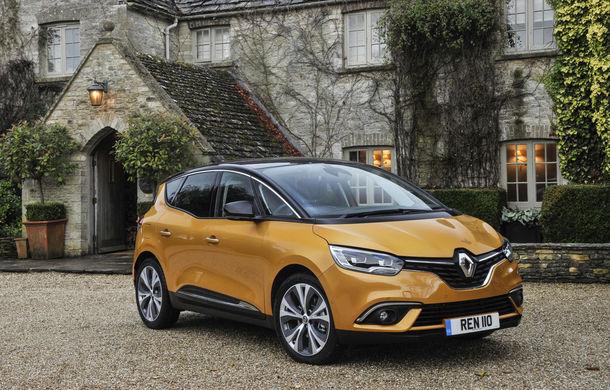 Renault Scenic Hybrid Assist devine primul model micro-hibrid al francezilor - Poza 3