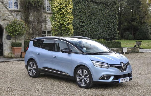 Renault Scenic Hybrid Assist devine primul model micro-hibrid al francezilor - Poza 2