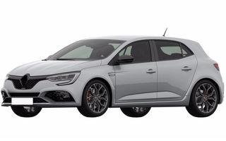 Noua generație Renault Megane RS, dezvăluită într-o serie de fotografii patent: hot hatch-ul francezilor primește câteva artificii interesante