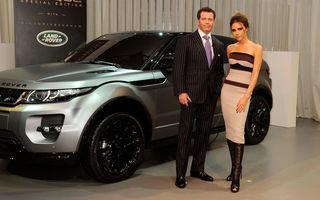 """Șeful de design Land Rover o atacă pe Victoria Beckham la cinci ani de la debutul unui Evoque care purta numele vedetei: """"Și-a arogat meritele unui designer"""""""
