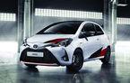 Performanță limitată: Toyota Yaris GRMN va ajunge în Europa în doar 400 de exemplare