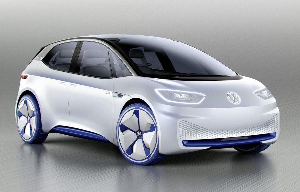 Tesla Model 3 va avea încă un rival de temut în 2020: Volkswagen ID ar putea costa circa 24.000 de euro - Poza 1