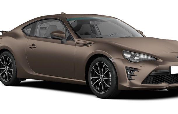 Noutăți în paleta de culori Toyota: japonezii oferă nuanțe mate de caroserie pentru C-HR și GT86 - Poza 10