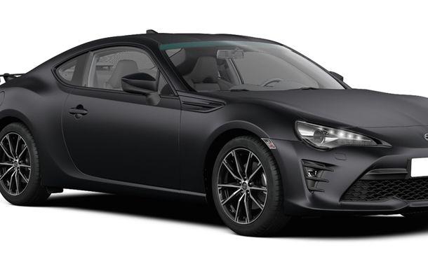 Noutăți în paleta de culori Toyota: japonezii oferă nuanțe mate de caroserie pentru C-HR și GT86 - Poza 11