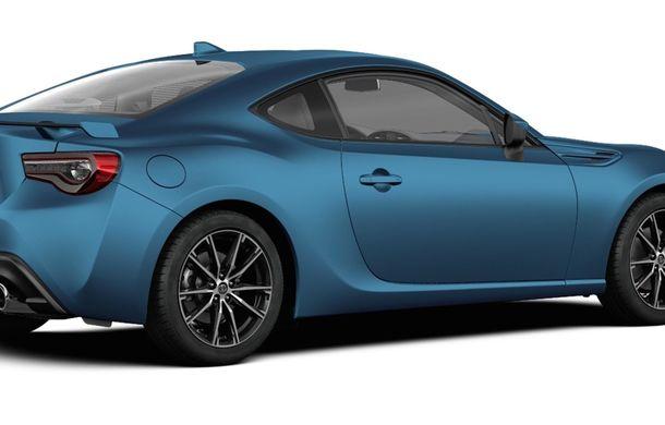 Noutăți în paleta de culori Toyota: japonezii oferă nuanțe mate de caroserie pentru C-HR și GT86 - Poza 17