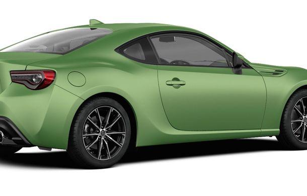 Noutăți în paleta de culori Toyota: japonezii oferă nuanțe mate de caroserie pentru C-HR și GT86 - Poza 8
