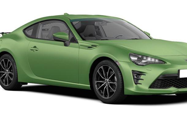 Noutăți în paleta de culori Toyota: japonezii oferă nuanțe mate de caroserie pentru C-HR și GT86 - Poza 9