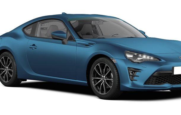 Noutăți în paleta de culori Toyota: japonezii oferă nuanțe mate de caroserie pentru C-HR și GT86 - Poza 16