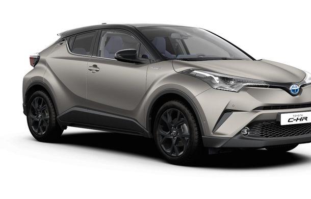 Noutăți în paleta de culori Toyota: japonezii oferă nuanțe mate de caroserie pentru C-HR și GT86 - Poza 7