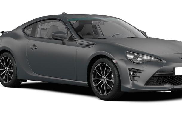 Noutăți în paleta de culori Toyota: japonezii oferă nuanțe mate de caroserie pentru C-HR și GT86 - Poza 15