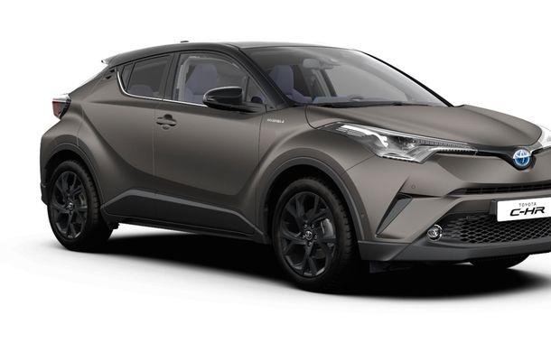 Noutăți în paleta de culori Toyota: japonezii oferă nuanțe mate de caroserie pentru C-HR și GT86 - Poza 5