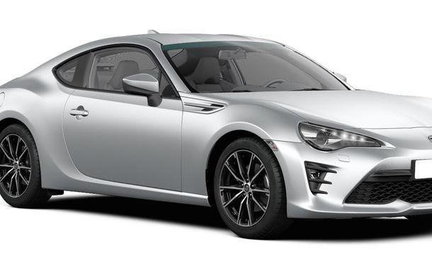 Noutăți în paleta de culori Toyota: japonezii oferă nuanțe mate de caroserie pentru C-HR și GT86 - Poza 14