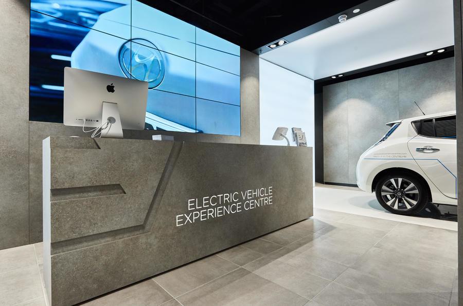 Inovație în Londra: showroom multi-marcă dedicat exclusiv mașinilor electrice - Poza 5