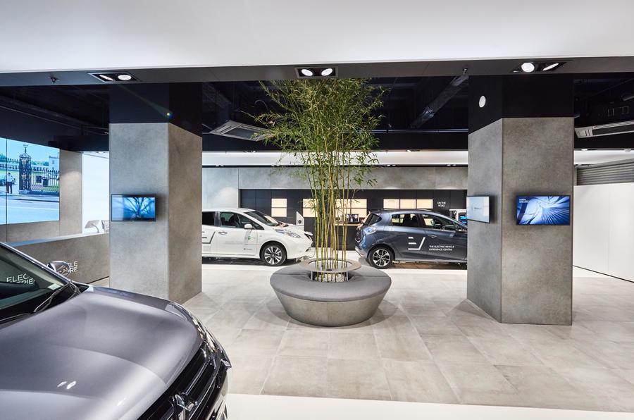 Inovație în Londra: showroom multi-marcă dedicat exclusiv mașinilor electrice - Poza 4