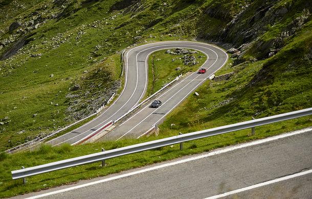 Odă Bucuriei. O zi cu Mazda MX-5 pe Transfăgărășan - Poza 33