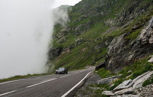 Odă Bucuriei. O zi cu Mazda MX-5 pe Transfăgărășan - Poza 15