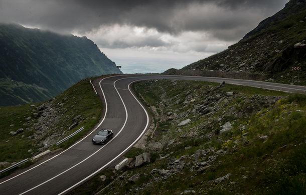 Odă Bucuriei. O zi cu Mazda MX-5 pe Transfăgărășan - Poza 56
