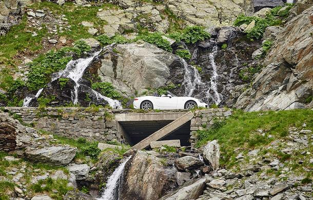 Odă Bucuriei. O zi cu Mazda MX-5 pe Transfăgărășan - Poza 62