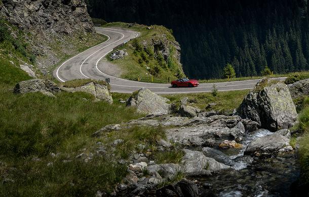 Odă Bucuriei. O zi cu Mazda MX-5 pe Transfăgărășan - Poza 3