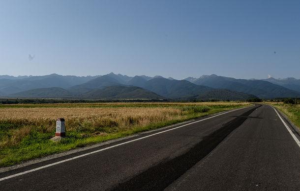 Odă Bucuriei. O zi cu Mazda MX-5 pe Transfăgărășan - Poza 21