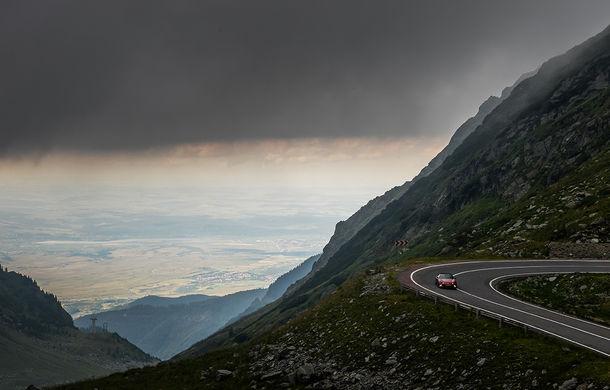 Odă Bucuriei. O zi cu Mazda MX-5 pe Transfăgărășan - Poza 55