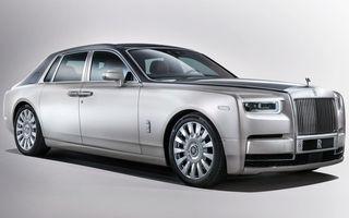 Cea mai luxoasă mașină din lume, prezentată oficial: noua generație Rolls Royce Phantom VIII