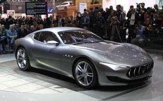 Italienii trec pe eco: începând cu 2019, toate modelele Maserati vor avea sisteme de propulsie electrificate
